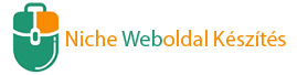 Niche Weboldal Készítés és Kreatív Média