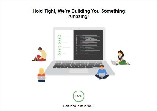 automatikusan elkészül a profi weboldalad