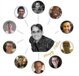 niche weboldal készítés sikeres emberek segítségével