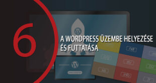A WordPress üzembe helyezése és futtatása-A WordPress használatának megkezdése