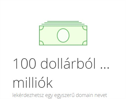Hihetetlenül értékes domain portfóliókat készíthetsz